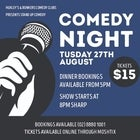 Comedy Night at Huxley's