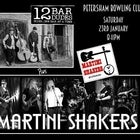 Martini Shakers and 12 Bar Dudes – LIVE at Petersham Bowlo