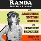 Randa and the Soul Kingdom - Single Launch
