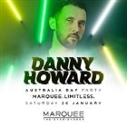 Marquee Saturdays - Danny Howard