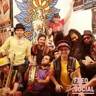 Junkadelic Brass Band with The Bambuseae Rhythm Section & Queency