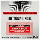 The Tuning Fork Birthday Series - Anika Moa Songs for Bubbas