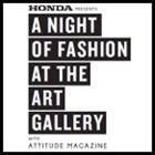 Honda Presents A Night Of fashion At The Art Gallery