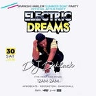 Spanish Harlem Boat Party - Offical After Party Jan 30th @ Electric Dreams Level 3 Crown