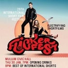 MULLUM FLiCKERFEST 2020 - OPENING NIGHT DRINKS & INTERNATIONAL SHORTS