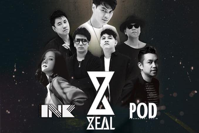 ZEAL x POD x INK (THAILAND)