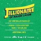 JILLIONAIRE - MAJOR LAZOR