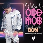 Mr Wolf Pres. O-Week Wednesday with Odd Mob | Wed 20th Feb