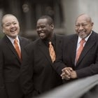 KENNY BARRON TRIO (US)
