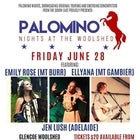 Palomino Nights At The Woolshed June