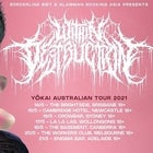 "Within Destruction ""Yokal Australian Tour"""