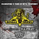 Metal Evilutions 15th Birthday show