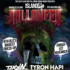 Islandlife Halloween freak fest