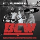 BATTLE CHAMPIONSHIP WRESTLING 35