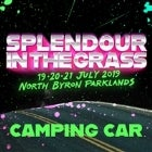 Splendour in the Grass 2019 | Campgrounds Vehicle Passes