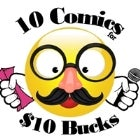 10 Comics for $10 Bucks on November 10th (10 for $10 on the 10th)