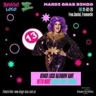 Bingo Loco Rainbow Rave Hosted by Karen from Finance