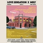 Love Sensation x Melt