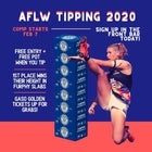 AFLW Footy Tipping at The Gaso!