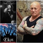 Oz Icons Band with Angry Anderson & Marc Agostinho