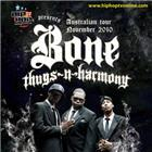 Bone Thugs n Harmony Melbourne - 1ST SHOW SOLD OUT