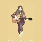 Karl S. Williams live solo at Bar Wunder