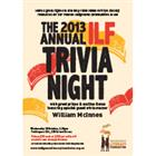 The ILF (Indigenous Literacy Foundation) Trivia Night 2013