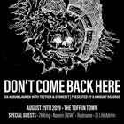 TEETHER & STONESET 'DON'T COME BACK HERE' ALBUM LAUNCH WITH REALNAME, NAEEM + ZK KING