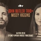 John Butler Trio & Missy Higgins [SECOND SHOW]