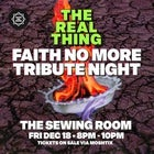 THE REAL THING – FAITH NO MORE TRIBUTE
