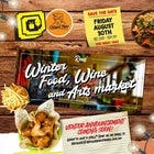 Revs' Winter Food, Wine & Arts market