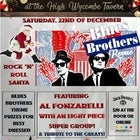 BLUES BROS REVUE & TRIBUTE TO THE GREATS