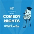 Comedy Nights at UniBar ft. Dave Eastgate // Gareth Waugh // Benny Darsow // Luke Heggie // Shayne Hunter