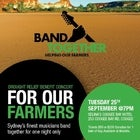 BAND TOGETHER: Drought Relief Benefit Concert