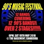 90's Tribute Night - May 2018