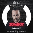 Ministry of Sound Club FT. Zomboy + Dubloadz