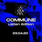 PADC X FCC PRESENTS COMMUNE: LISTEN EDITION