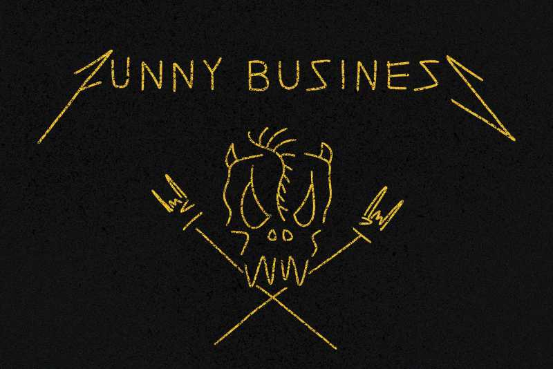 FUNNY BUSINESS (Live Podcast)