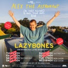 Great Southern Nights, One Louder & IMC Presents - ALEX THE ASTRONAUT + Guests, Tasman Keith