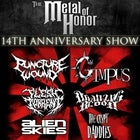 Metal of Honor's 14th anniversary show
