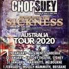 Chop Suey (UK) and Down With The Sickness (UK)