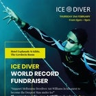 Ice Diver - World Record Fundraiser