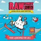 Raw Comedy 2019: Vic State Final