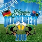Elmar's in the Valley OKTOBERFEST 2018 - Saturday 13 Oct