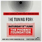 The Tuning Fork Birthday Series - The Phoenix Foundation