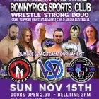 Rumble In The Rigg - Live Pro Wrestling
