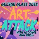 George Glass Does Art Attack