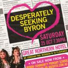 DESPERATELY SEEKING BYRON – GET YOUR 80'S ON! - Wolfmother rocking the 80's & The Hombres
