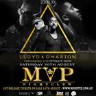 LLOYD & OMARION live intimate Sydney show
