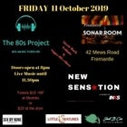 THE 80'S PROJECT + NEW SENSATION (INXS Tribute)